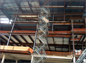Stair Tower Scaffolding Systems Nashville
